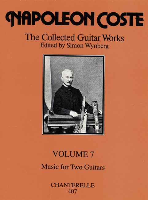 Guitar Works Vol. 7: Music for 2 Guitars