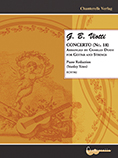 Concerto No. 18 arranged for Guitar and Strings