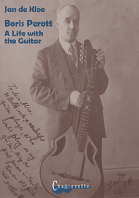 Boris Perott - a life with the guitar