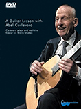 A Guitar Lesson with Abel Carlevaro DVD