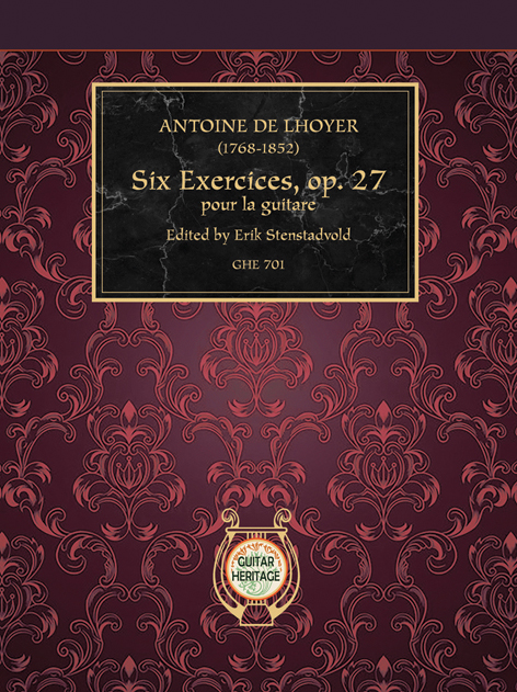 6 Exercices op.27