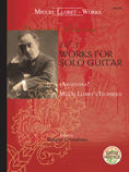 Llobet Guitar Works Vol.3