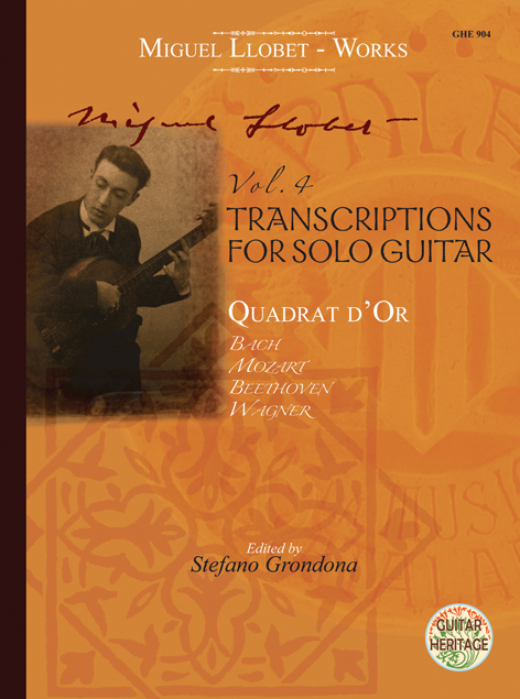 Llobet Guitar Works Vol.4 - Transcriptions I